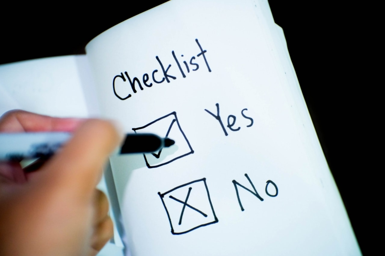 Checklist Apa